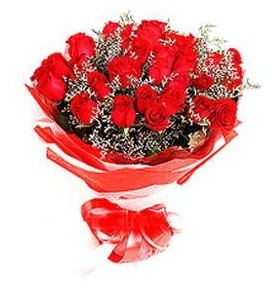 Ağrı çiçek mağazası , çiçekçi adresleri  12 adet kırmızı güllerden görsel buket