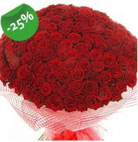 151 adet sevdiğime özel kırmızı gül buketi  Ağrı çiçek siparişi sitesi