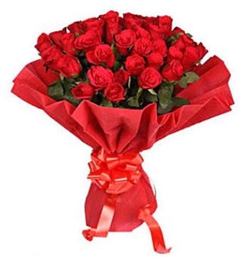 41 adet gülden görsel buket  Ağrı çiçek satışı