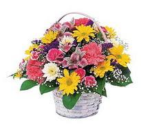 Ağrı çiçek , çiçekçi , çiçekçilik  mevsim çiçekleri sepeti özel