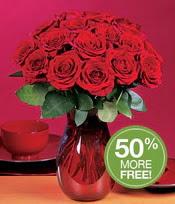 Ağrı çiçek gönderme sitemiz güvenlidir  10 adet Vazoda Gül çiçek ideal seçim
