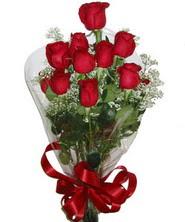 9 adet kaliteli kirmizi gül   Ağrı online çiçekçi , çiçek siparişi