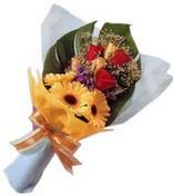 güller ve gerbera çiçekleri   Ağrı çiçek gönderme sitemiz güvenlidir