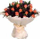 11 adet gonca gül buket   Ağrı çiçek gönderme sitemiz güvenlidir