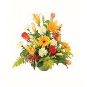 karisik renkli çiçekler tanzim   Ağrı çiçek gönderme sitemiz güvenlidir
