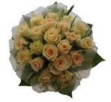 12 adet sari güllerden buket   Ağrı uluslararası çiçek gönderme