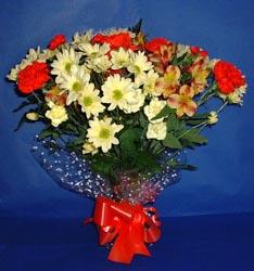 Ağrı hediye çiçek yolla  kir çiçekleri buketi mevsim demeti halinde