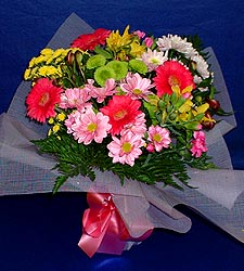 karisik sade mevsim demetligi   Ağrı 14 şubat sevgililer günü çiçek