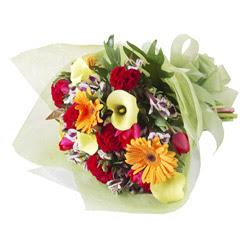 karisik mevsim buketi   Ağrı online çiçekçi , çiçek siparişi