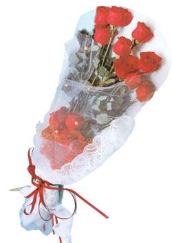 11 adet kirmizi güller buket tanzimi   Ağrı çiçek siparişi sitesi