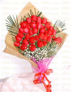 13 adet kirmizi gül buketi   Ağrı çiçek yolla