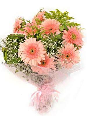 Ağrı çiçek satışı  11 adet gerbera çiçegi buketi
