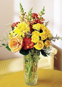 Ağrı 14 şubat sevgililer günü çiçek  mika yada cam içerisinde karisik mevsim çiçekleri