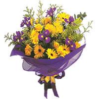 Ağrı çiçek gönderme sitemiz güvenlidir  Karisik mevsim demeti karisik çiçekler
