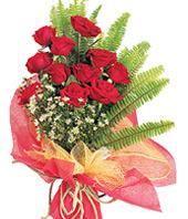 11 adet kaliteli görsel kirmizi gül  Ağrı çiçek satışı