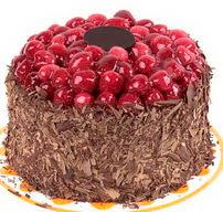 çikolatali franbuazli yas pasta 4 ila 6  Ağrı çiçek gönderme