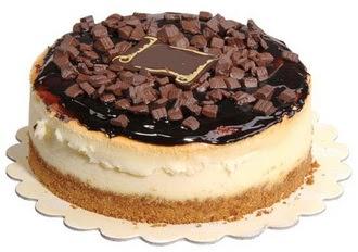 pasta yolla 4 ile 6 kisilik çikolatali yas pasta  Ağrı online çiçek gönderme sipariş