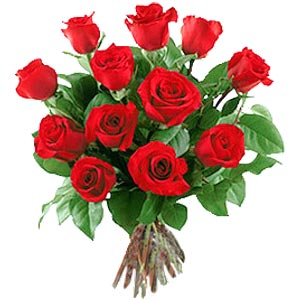 11 adet bakara kirmizi gül buketi  Ağrı güvenli kaliteli hızlı çiçek