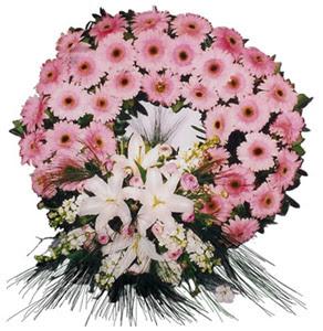 Cenaze çelengi cenaze çiçekleri  Ağrı çiçek siparişi vermek