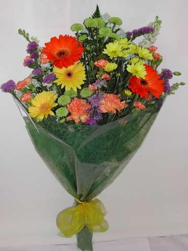 karisik kir çiçek buketi çiçek gönderimi  Ağrı cicekciler , cicek siparisi