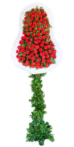 Dügün nikah açilis çiçekleri sepet modeli  Ağrı İnternetten çiçek siparişi