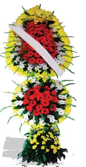 Dügün nikah açilis çiçekleri sepet modeli  Ağrı çiçek yolla