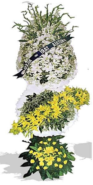 Dügün nikah açilis çiçekleri sepet modeli  Ağrı çiçek , çiçekçi , çiçekçilik