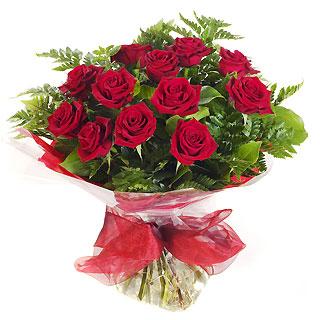 Ucuz Çiçek siparisi 11 kirmizi gül buketi  Ağrı çiçek online çiçek siparişi