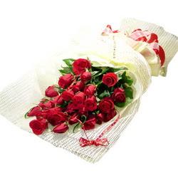 Çiçek gönderme 13 adet kirmizi gül buketi  Ağrı çiçek satışı