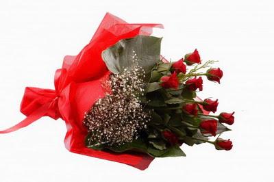 Ağrı çiçek siparişi sitesi  11 adet kirmizi gül buketi çiçekçi