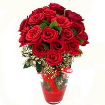 Ağrı çiçek siparişi sitesi   9 adet kirmizi gül