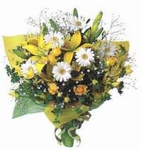 Ağrı ucuz çiçek gönder  Lilyum ve mevsim çiçekleri