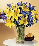 Ağrı anneler günü çiçek yolla  Lilyum ve mevsim  çiçegi özel