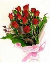 11 adet essiz kalitede kirmizi gül  Ağrı anneler günü çiçek yolla