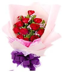 7 gülden kirmizi gül buketi sevenler alsin  Ağrı çiçek gönderme sitemiz güvenlidir
