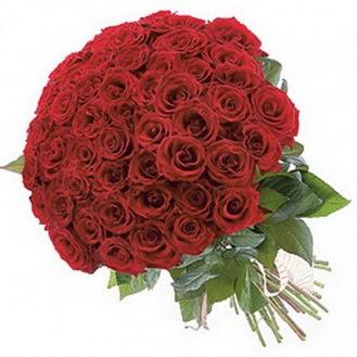 Ağrı güvenli kaliteli hızlı çiçek  101 adet kırmızı gül buketi modeli