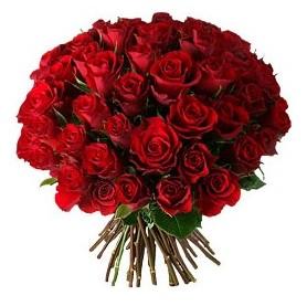 Ağrı çiçek , çiçekçi , çiçekçilik  33 adet kırmızı gül buketi