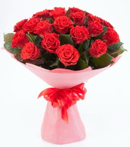 12 adet kırmızı gül buketi  Ağrı çiçek siparişi sitesi