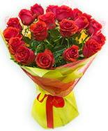 19 Adet kırmızı gül buketi  Ağrı çiçek siparişi vermek