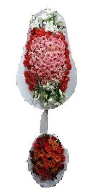 çift katlı düğün açılış sepeti  Ağrı internetten çiçek satışı