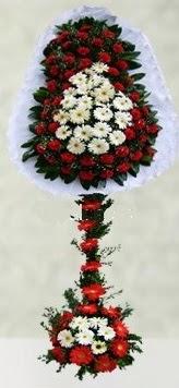 Ağrı internetten çiçek satışı  çift katlı düğün açılış çiçeği