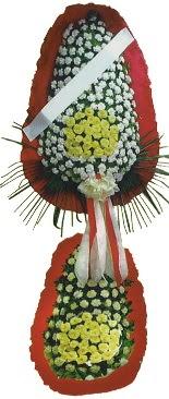 Çift katlı düğün açılış çiçeği  Ağrı çiçek servisi , çiçekçi adresleri