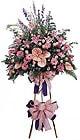 Ağrı güvenli kaliteli hızlı çiçek   Ferforje Pembe kazablanka