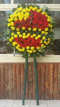 Cenaze çelengi çiçek modeli  Ağrı çiçek mağazası , çiçekçi adresleri