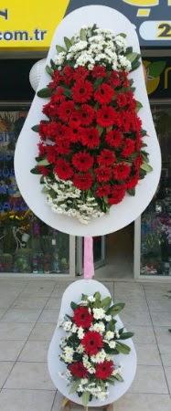 Çift katlı düğün nikah işyeri açılış çiçeği  Ağrı İnternetten çiçek siparişi