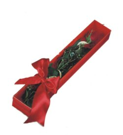 Ağrı çiçek online çiçek siparişi  tek kutu gül sade ve sik