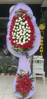 Çift katlı işyeri açılış çiçek modeli  Ağrı ucuz çiçek gönder