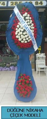 Düğüne nikaha çiçek modeli  Ağrı çiçek satışı