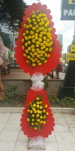 Düğün nikah açılış çiçek modeli  Ağrı çiçek siparişi sitesi