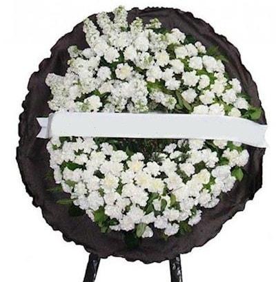 Cenaze çelengi çiçeği modelleri  Ağrı internetten çiçek satışı